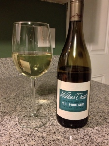 WillowCrest 2011 Pinot Gris